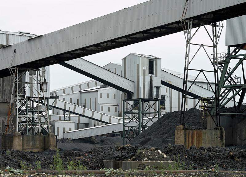 Kellingley Colliery, West Yorkshire.