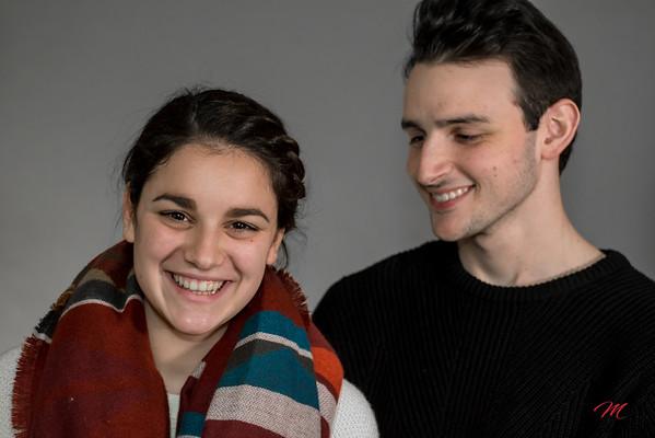 James and Serafina
