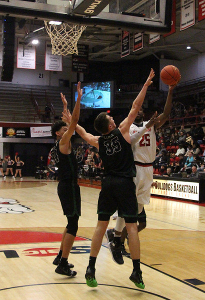 Men's Basketball vs. USC Upstate