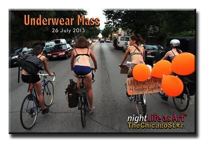 26 July 2013 Underwear Mass