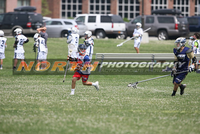 (8th Grade Boys) Rockville Centre Future Navy vs. Viper Lacrosse (LP8)