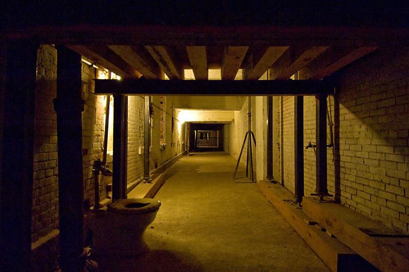 Alcatraz Underground