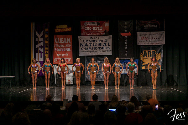 2014 NPC Grand Prix (Gallery #2 - starts with Figure B through END of PREJUDGING)