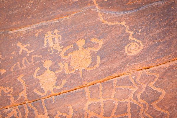 V Bar V Petroglyphs