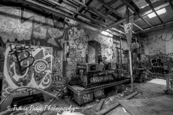 The Abandoned Hartford Woolen Mill - Newport, NH