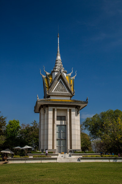 Killing Field Stupa