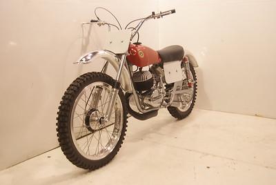 1970 Bultaco Sherpa S 175 MK3