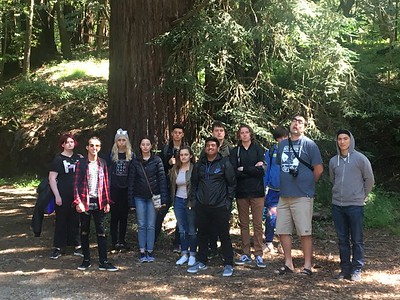 2017 New West Charter California College Experience