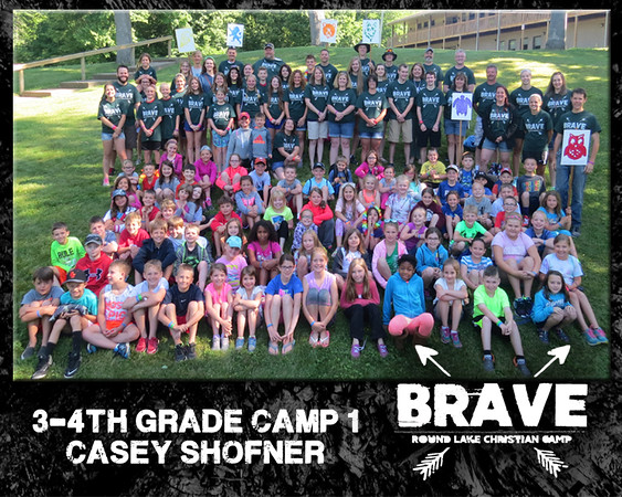 3-4th Grade Camp 1