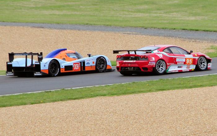 Le Mans 24H Lola Aston Martin and Ferrari 430 GTC.jpg