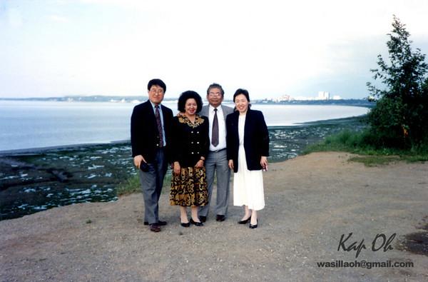 Sugiarto's Family