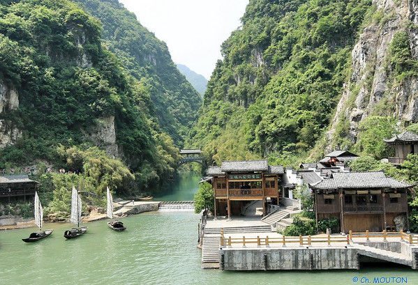 Xiling Gorges - suite-