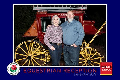 TOURNAMENT OF ROSES - EQUESTRIAN RECEPTION 2019