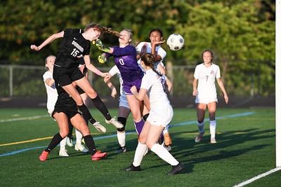 2021.06.15 Girls Soccer: Handley @ Dominion, Region 4C Semifinal