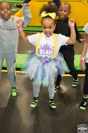 BLAIR'S 6TH BIRTHDAY PARTY