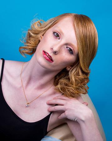 Amy Hair Shoot