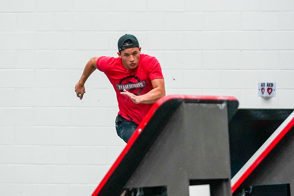 Michael Torres 2018 Rockford Ninja Warrior