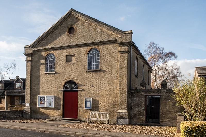 Landbeach, Baptist Church