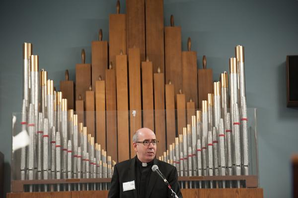 Interfaith Campus Ministry Summit Meeting, October 2018