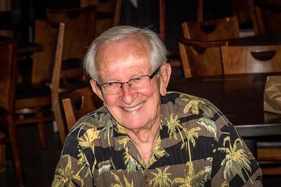 Bob's 80th Birthday at City Hall