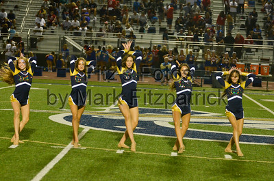 Dance FB vs. Los Alamitos