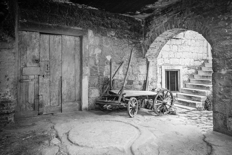'Forgotten' - Split, Croatia