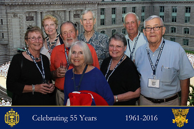 U.S. Naval Academy Class of 1961 55th Reunion