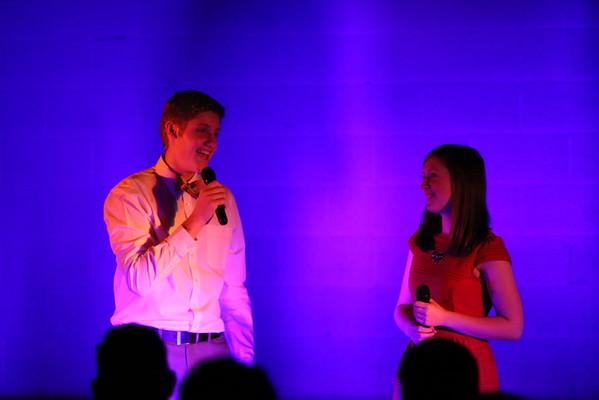 Choir Cabaret - 2/17/16 - KCHS