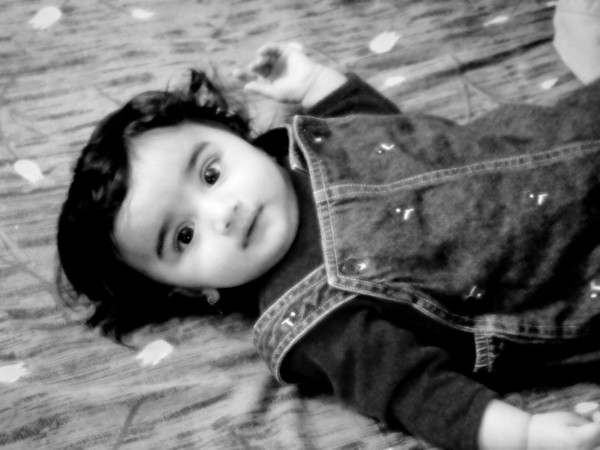 2009.11.14 - Abhih's First Birthday