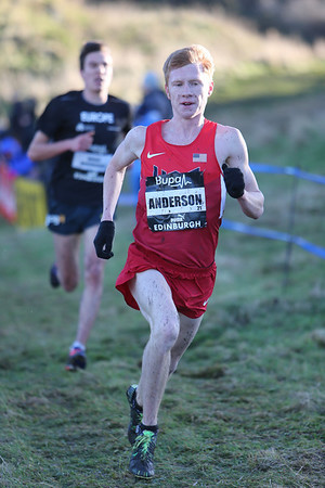 2014 BUPA Edinburgh XC - Junior Races