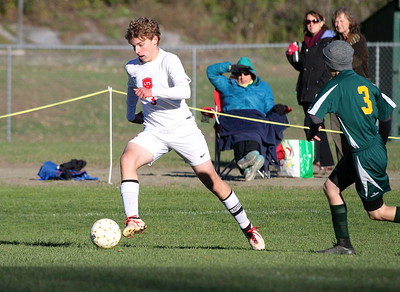LTS Boys Varsity Soccer vs WR photos by Gary Baker