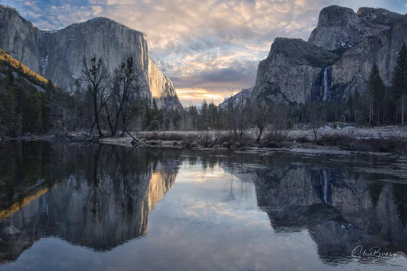 Yosemite Sunrise III
