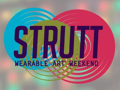 Strutt Wearable Art Fashion Show