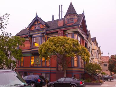 Around San Francisco August 09