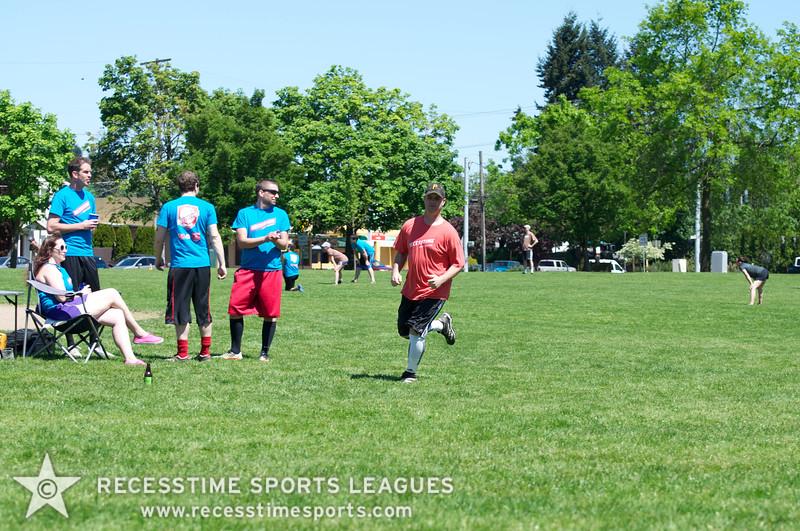 Recesstime Sports Leagues Portland Kickball Spring 2013 Dodgeball Bowling Ping Pong Mushball - 092