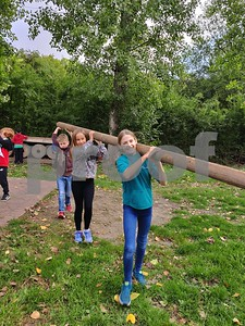 Activity day at frylands