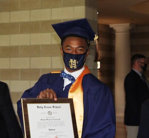 Graduation 2020 (AM ceremony)