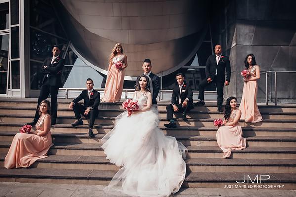 Jade + Raymond wedding pt 2