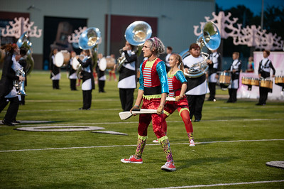 Bentonville Marching Invitational COMPLETE