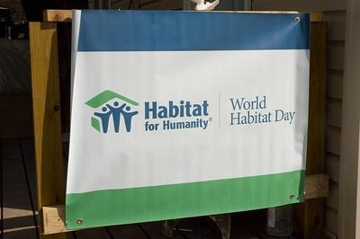 Habitat Dedication Natrona Heights 10-2008