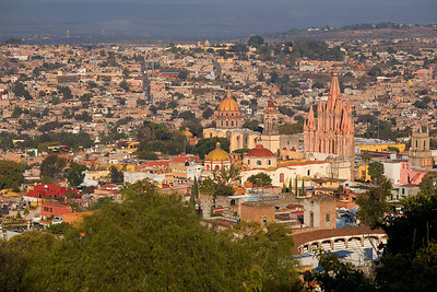 San Miguel de Allende-El Mirador (The Lookout)