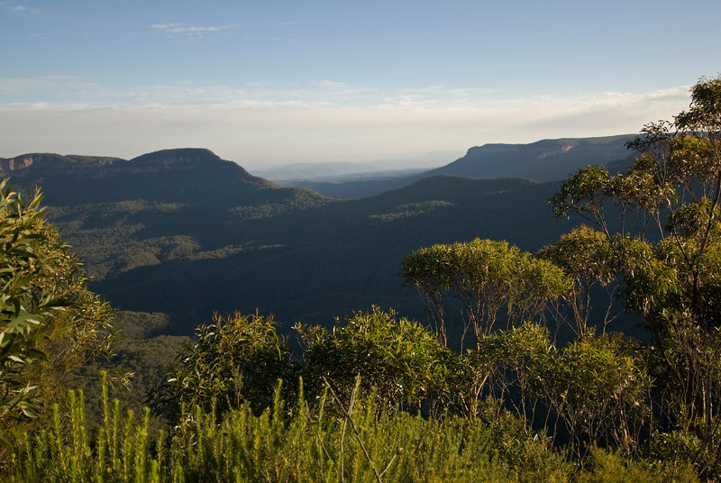 Vista 2, Blue Mountains National Park - NSW, Australia