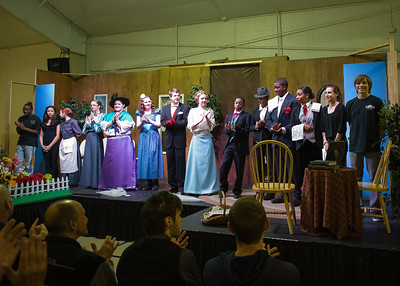 2012 The Importance of Being Earnest