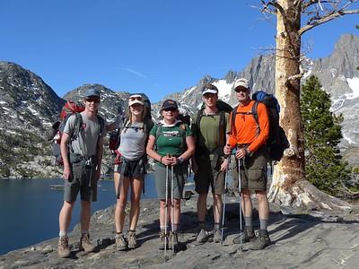 John Muir Trail June 2015