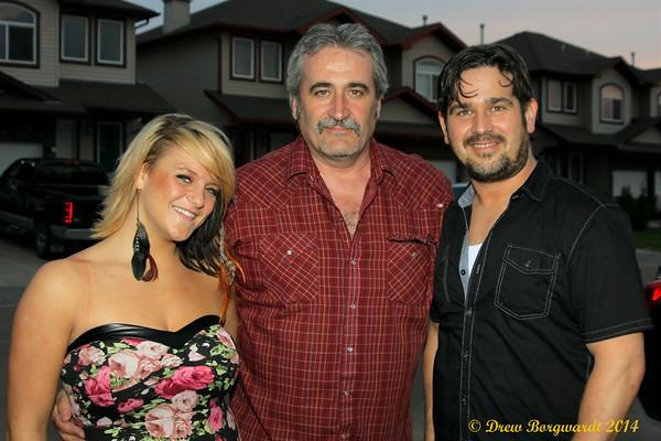 June 30, 2014 - Chris Cummings House Concert at Dog Rump Creek Tavern