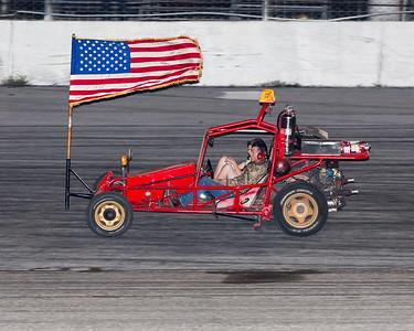 Orlando Speed World Oval Track
