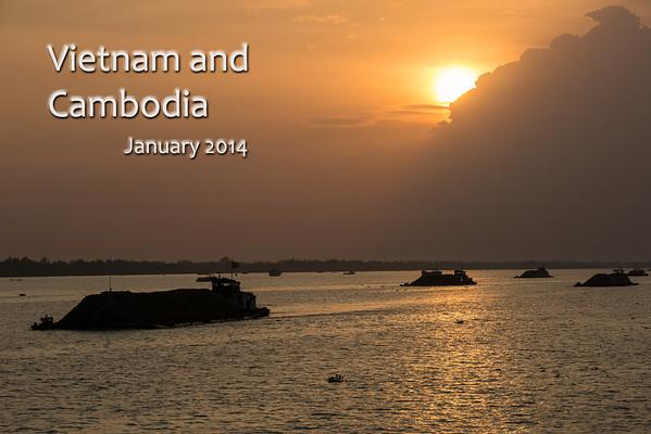 Vietnam-Cambodia 2014