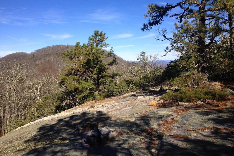 Whiterock Mountain Summit - 4,494'