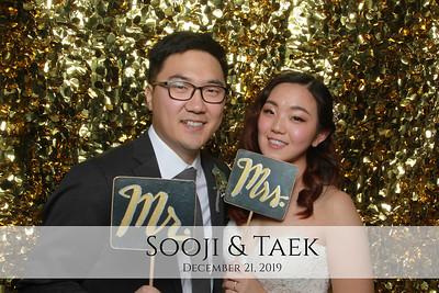 Sooji & Taek's Wedding - 12/21/2019