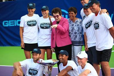 San Diego Aviators - WTT Champions @ Forest Hills
